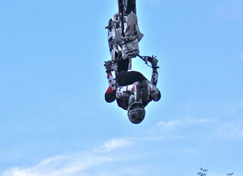 Freestyle Motocross for Motorcycles and Miracles