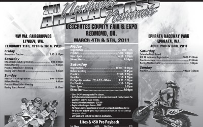 WHR MOTORSPORTS ARENACROSS FMX SHOW