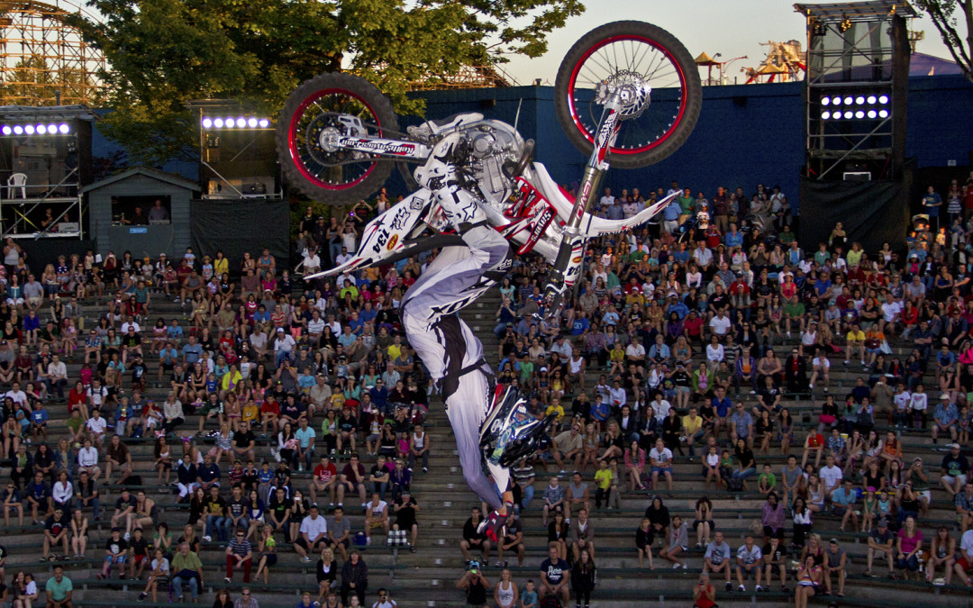 Evolution of Extreme at the Vancouver PNE