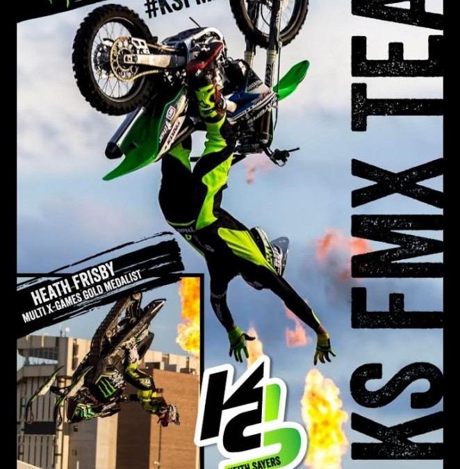 Freestyle Motocross events in Hunter Mountain, NY and Abbotsford, BC