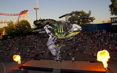Busy days in FMX