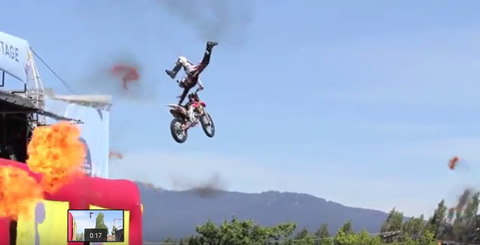 Freestyle Motocross Shows Freestyle Motocross Events Fmx