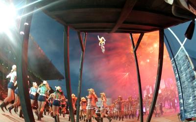 2012 Calgary Stampede Grandstand Show