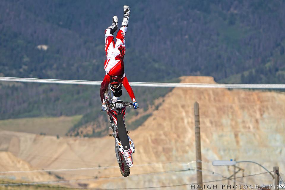 FMX SHOWS IN THE WINTER